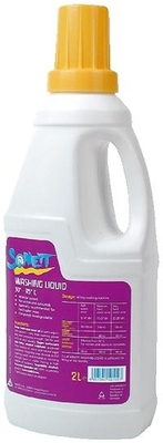 Sonett Жидкое средство для стирки лаванда 2л (фото, вид 1)