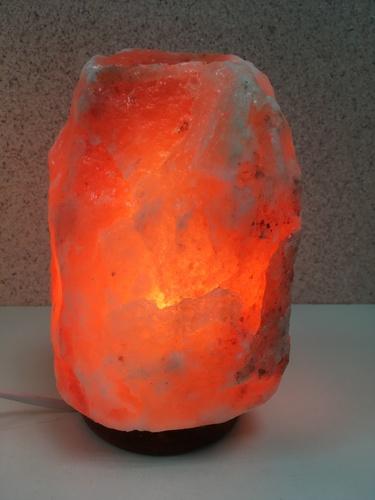 Велес Солевая лампа Скала, 7-10кг (фото, вид 1)