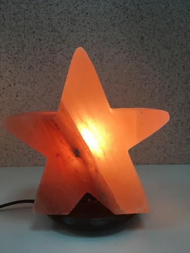 Zenet Солевая лампа ZET-123 Звезда (фото, вид 1)