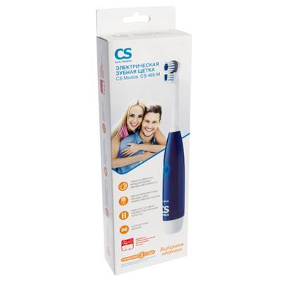 OMRON Электрическая зубная щетка CS Medica CS-465-M (фото, вид 1)