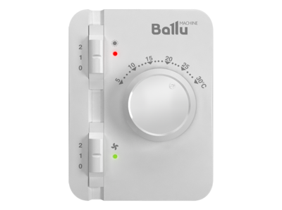 Ballu BHC-M20T12-PS Электрическая тепловая завеса (фото, вид 1)