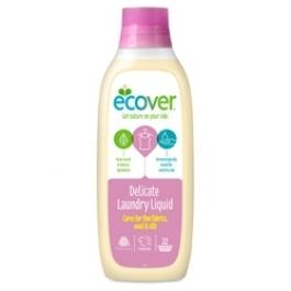 Ecover Экологическая жидкость для стирки шерсти и шелка 750мл (16 стирок) (фото, вид 1)