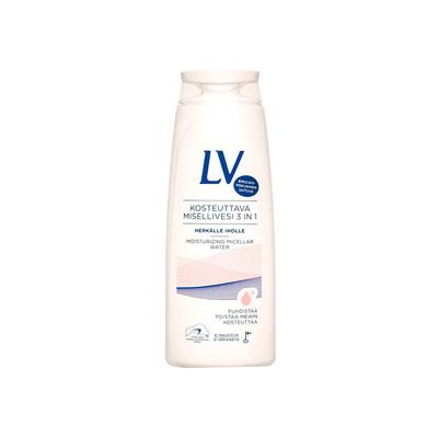 LV Мицеллярная вода для очищения кожи и снятия макияжа 3в1 250мл (фото, вид 1)