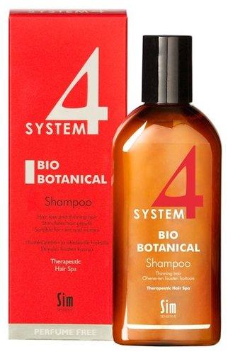 System4 Био Ботанический Шампунь/Bio Botanical Shampoo 100мл