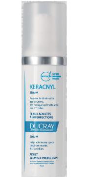 Ducray Керакнил Разглаживающая сыворотка для проблемной кожи 30мл