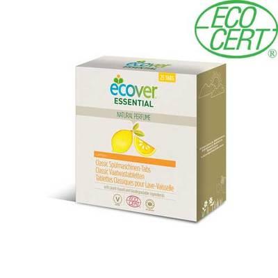 Ecover Экологические таблетки для посудомоечной машины 25шт