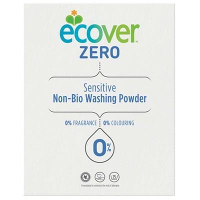 Ecover Экологический стиральный порошок-концентрат ZERO NON BIO 1875гр