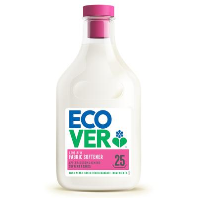 Ecover Экологический смягчитель для белья с ароматом яблока и миндаля 750мл (фото)