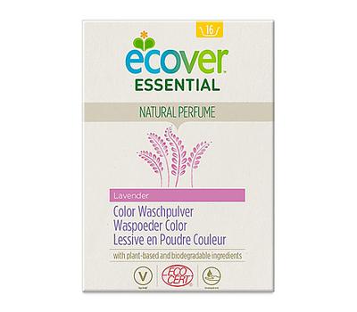 Ecover Эсеншл Экологический стиральный порошок для цветного белья, 1200 гр (16 стирок).