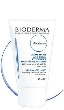 Bioderma Атодерм Крем для рук и ногтей 50мл