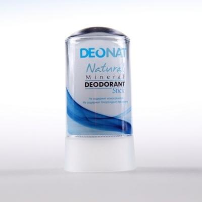 DEONAT Минеральный цельный дезодорант 60г