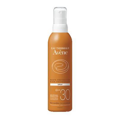 Avene Солнцезащитный спрей SPF30 200мл