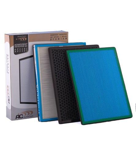 AIC Комплект фильтров для AP1101 / AP1103