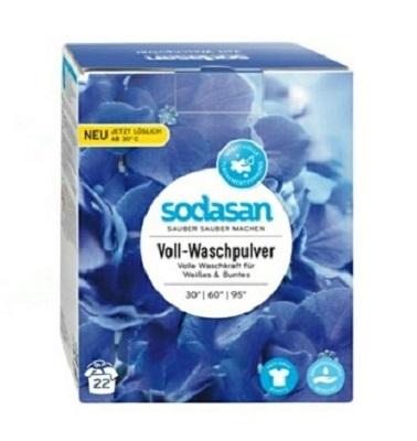 Ecover Экологический стиральный порошок-концентрат ZERO NON BIO Универсальный 750гр