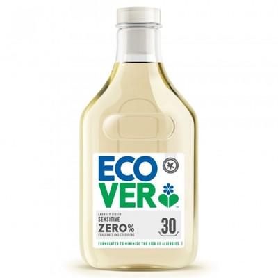 Ecover ZERO Концентрированная жидкость для стирки 30 стирок 1.5л