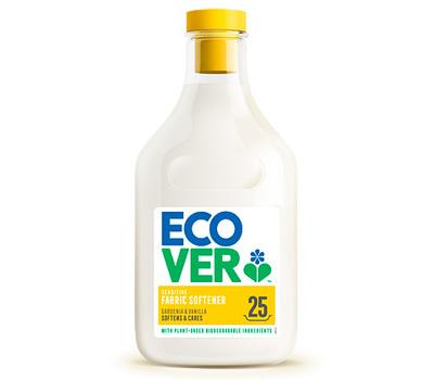 Ecover Экологический смягчитель кондиционер для стирки Гардения и Ваниль 750мл (фото)