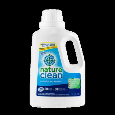 Nature Clean Гель для стирки нейтральный, 1,8 л.