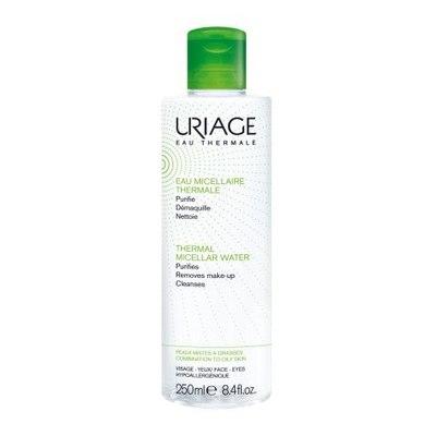 Uriage Очищающая вода для комбинированной и жирной кожи 250мл