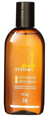 System4 Терапевтический шампунь №2/Climbazole Shampoo №2 100мл