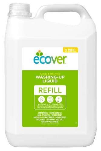 Ecover Жидкость для мытья посуды Лимон 5л