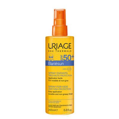 Uriage Барьесан Спрей солнцезащитный детский SPF50+ 200мл