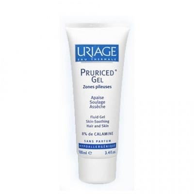 Uriage Прурисед Гель противозудный для волосистых и обширных зон 100мл