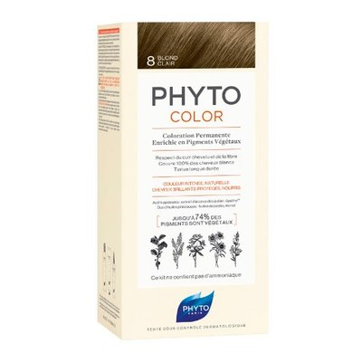 PHYTO Фитоколор Краска для волос (8 Светлый блонд)