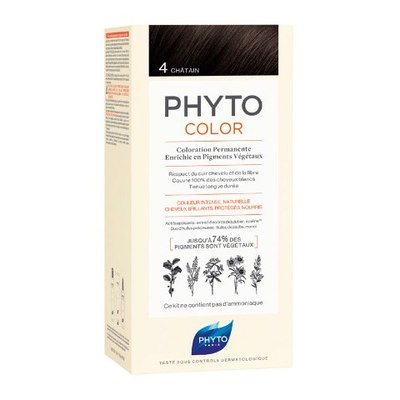 PHYTO Фитоколор Краска для волос (4 Шатен)