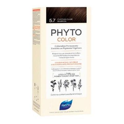 PHYTO Фитоколор Краска для волос 5.7 (Светлый каштан)