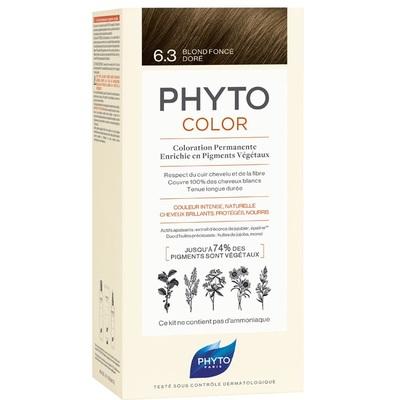 PHYTO Фитоколор Краска для волос 6.3 (Темный золотистый блонд)