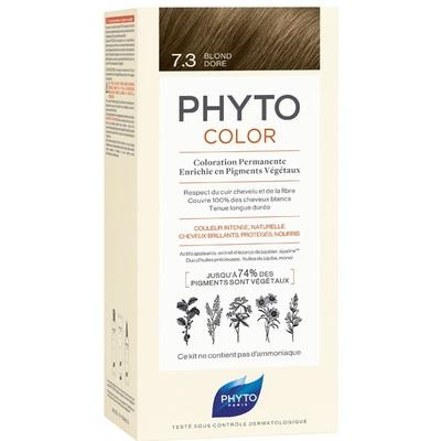 PHYTO Фитоколор Краска для волос 7.3 (Золотистый Блонд)