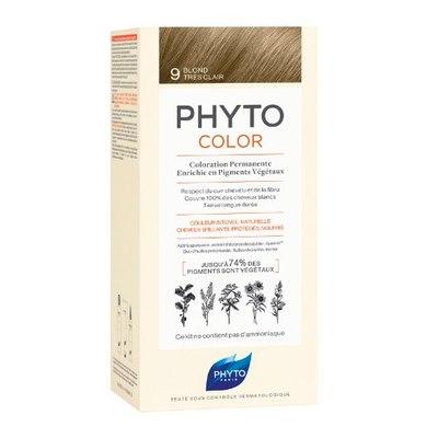 PHYTO Фитоколор Краска для волос 9 (Очень светлый блонд)