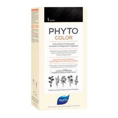 PHYTO Фитоколор Краска для волос 1 (Черный)