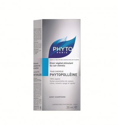 PHYTO Фитополлеин Питательный концентрат с эфирными маслами, 25мл