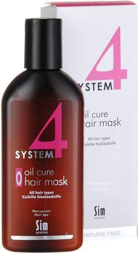 System4 Терапевтическая маска «О»/Oil Cure Hair Mask «О» 100мл