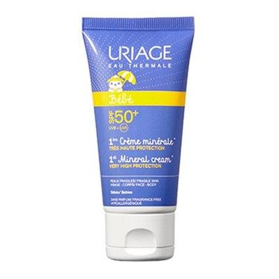 Uriage Первый минеральный крем SPF50+, 50мл