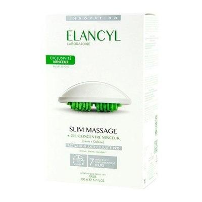 Elancyl Актив Массаж Гель с перчаткой-массажером 200мл