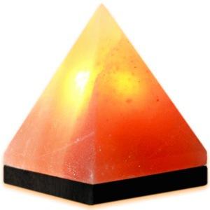 Zenet Солевая лампа Пирамида малая (фото)