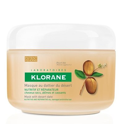 KLORANE Питательно-восстанавливающая маска с маслом Финика пустынного 150мл