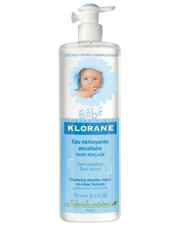 KLORANE Бебе Мицеллярная вода с календулой 500мл