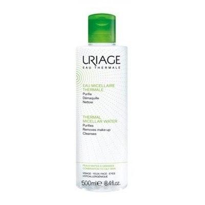 Uriage Мицеллярная Вода очищающая для комбинированной и жирной кожи 500мл