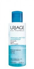 Uriage Средство для снятия водостойкого макияжа с глаз 100мл