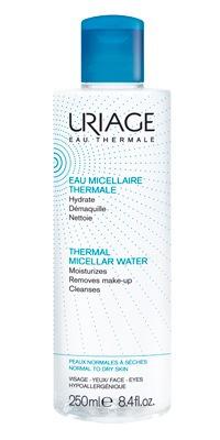 Uriage Мицеллярная вода очищающая для нормальной и сухой кожи 250мл