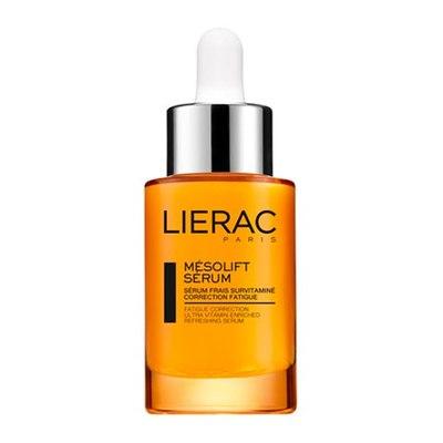 LIERAC Мезолифт Сыворотка-корректор признаков усталости витаминизированная 30мл
