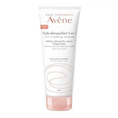Avene Флюид для снятия макияжа 3 в 1, 200мл