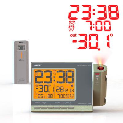 RST Проекционные часы с радиодатчиком Q768