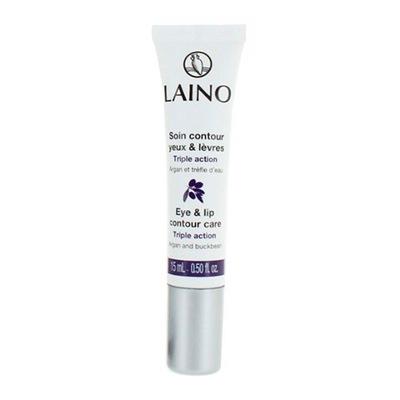 LAINO Уход для контура глаз и губ с аргановым маслом 15мл
