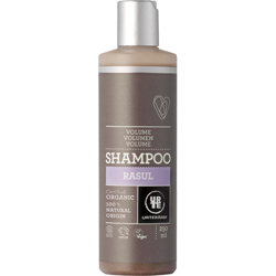 Urtekram Шампунь-объем для жирных волос с вулканической глиной Рассул 250мл