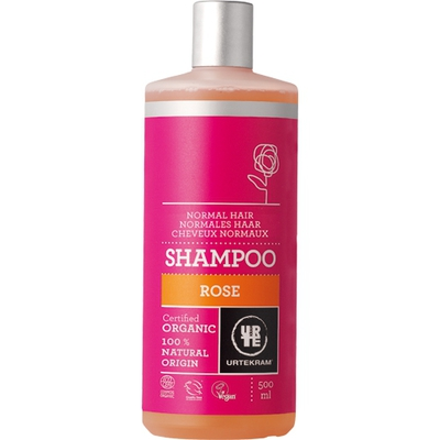 Urtekram Шампунь для нормальных волос Роза 500мл