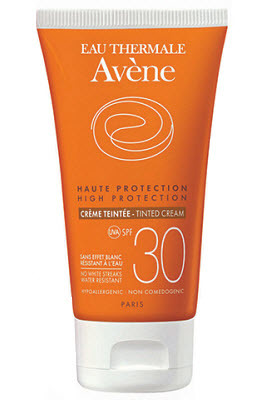 Avene Солнцезащитный Тонирующий крем SPF30 50мл